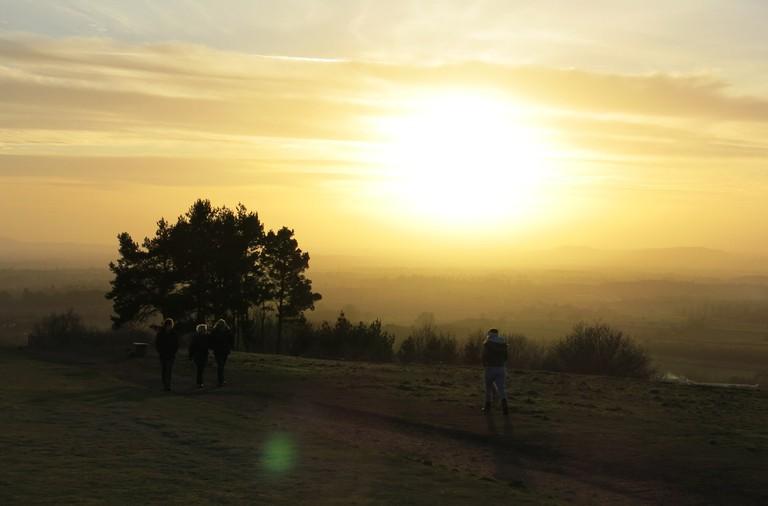 Clent Hills walk