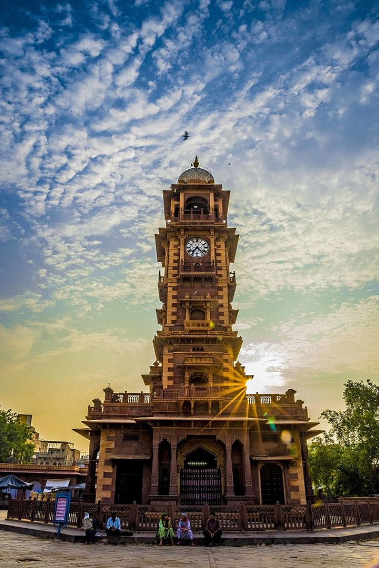 ClockTower,jodhpur