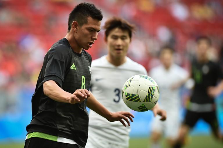 Coreia do Sul x México - Futebol masculino - Olimpíadas Rio 2016