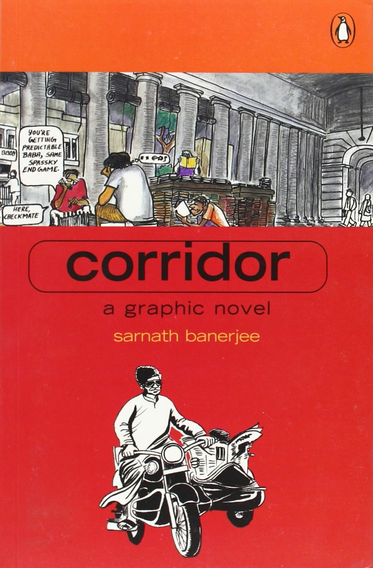 Corridor is one of the early graphic novels produced in India