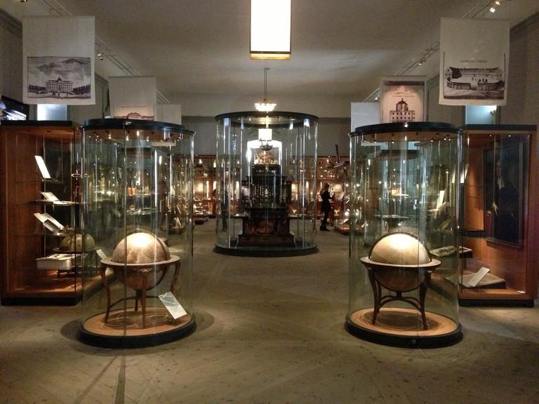 Cabinets of Curiosities at Gustavianum