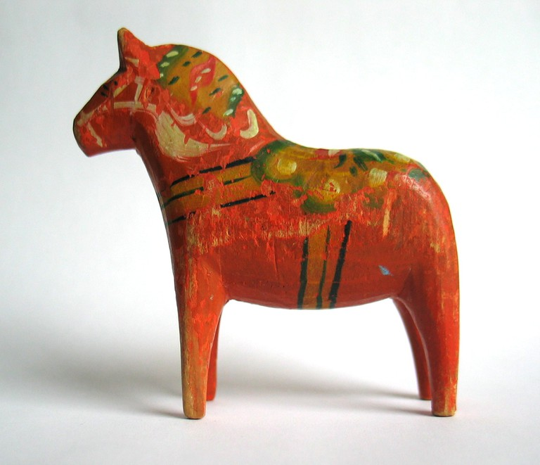 Rusten and Kronen is a great place to get antique Darlana Horses