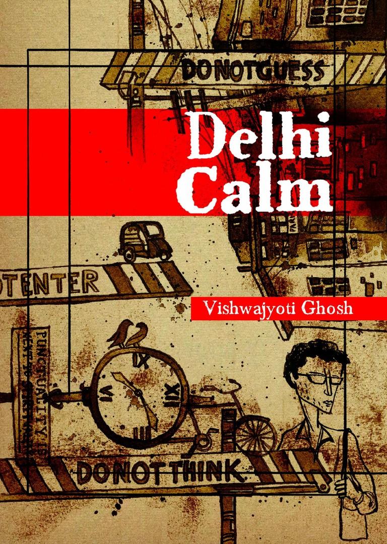 Vishwajyoti Ghosh shows a dystopian world in his graphic novel