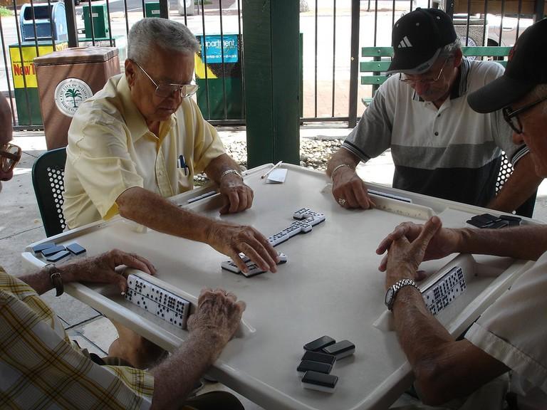 domino park