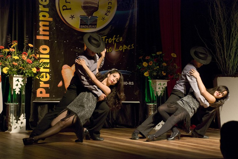 Tango Championships in Argentina