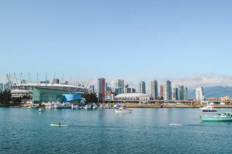 False Creek Kayak
