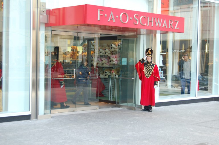 FAO Schwarz | Rob Young Flickr