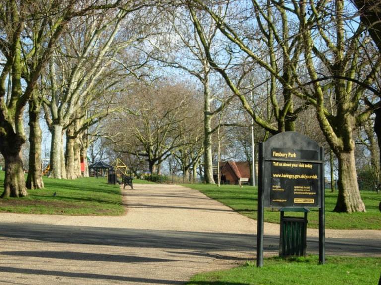 Finsbury Park   © Wikimedia Commons