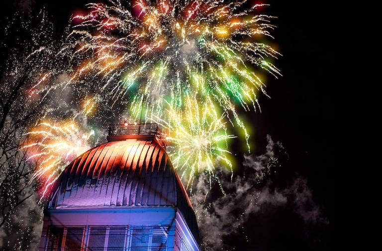 fireworks Montreal