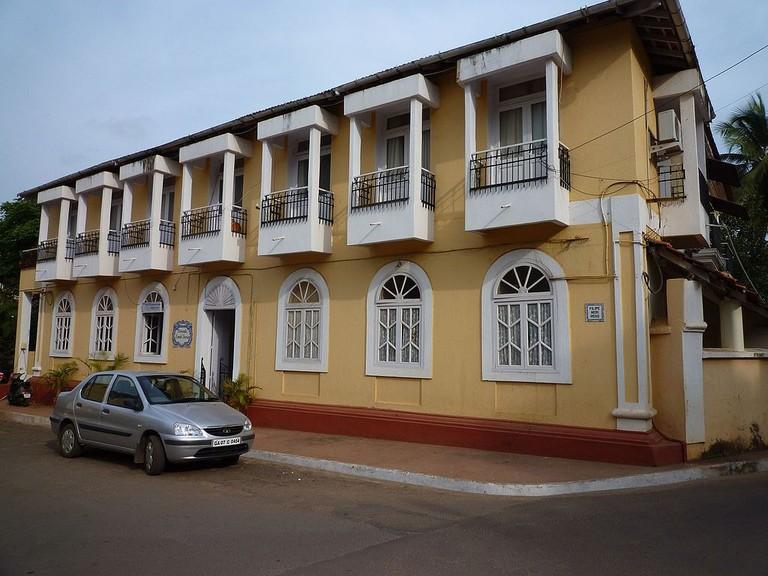 Fontainhas colonial buildings