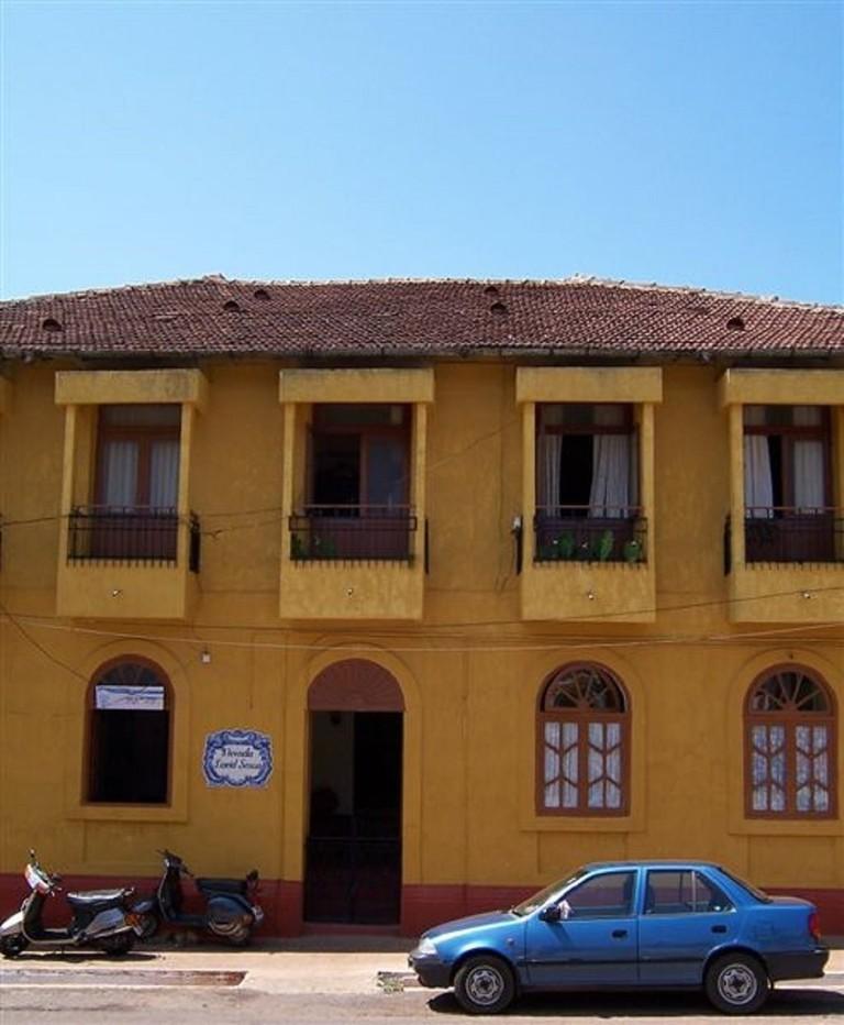 Fontainhas is Goa's Latin Quarter
