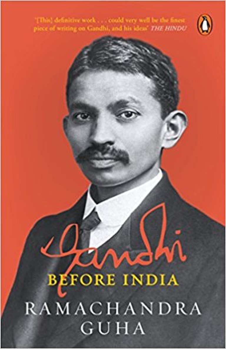 Gandhi Before India describes Gandhi's formative years