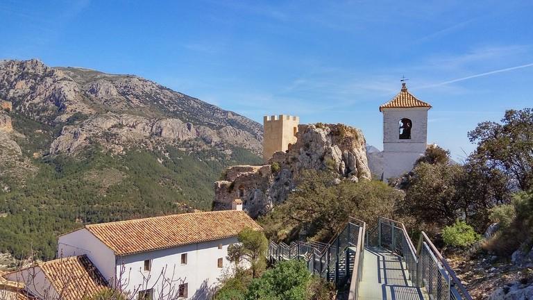 Guadalest, Spain.