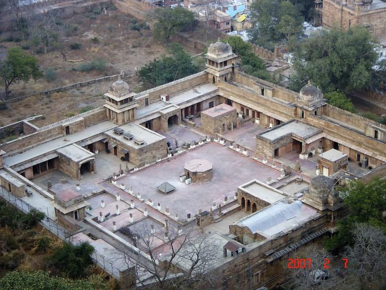 Gujari_Mahal