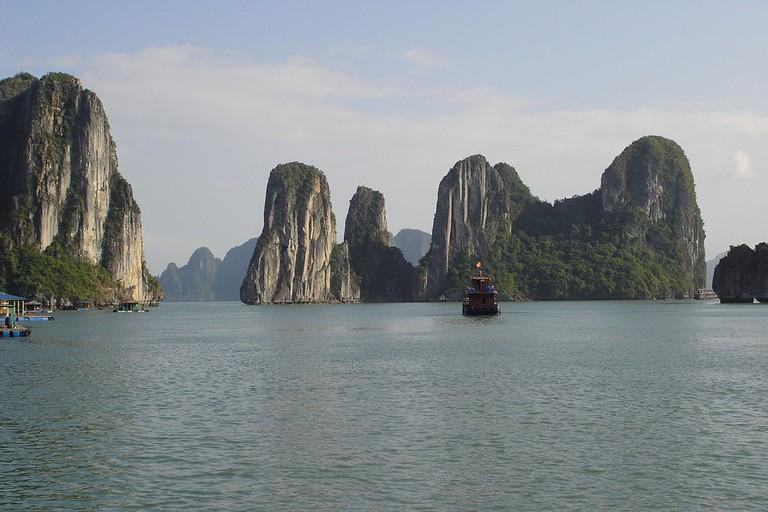 Ha Long Bay | © Ondrej Zvacek/WikiCommons
