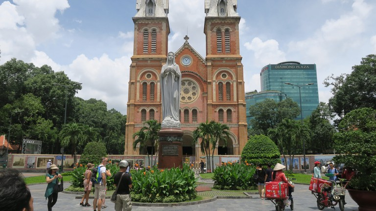 Ho Chi Minh City is constantly changing | © Terrazzo/Flickr