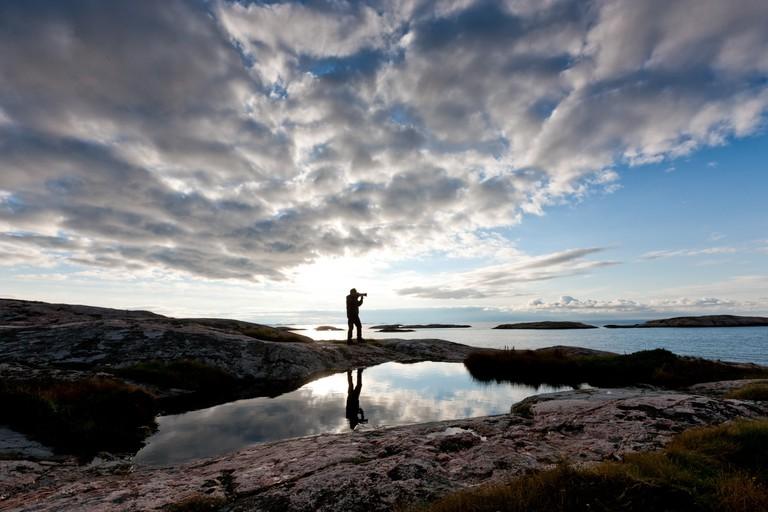 Gothenburg archipelago's dramatic beauty