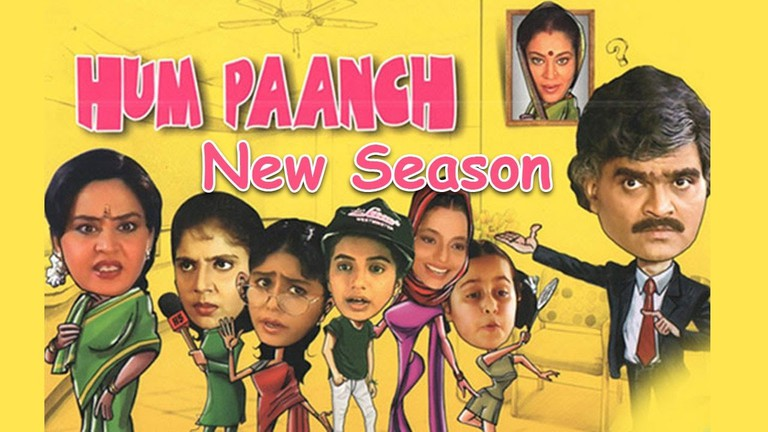 Hum Paanch YouTube