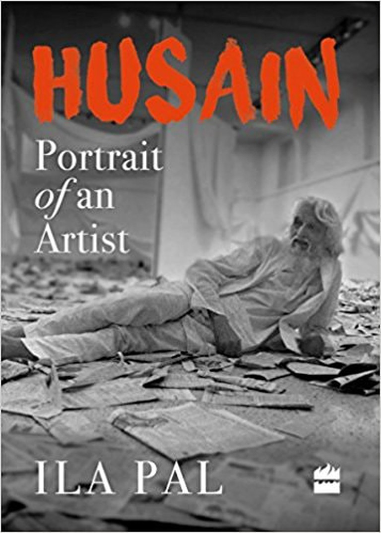 Ila Pal's book reveals who M.F. Husain really was