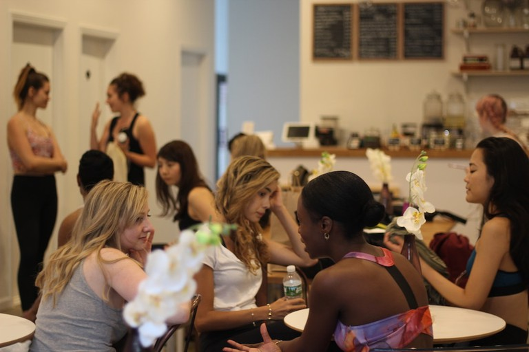 Community in the café