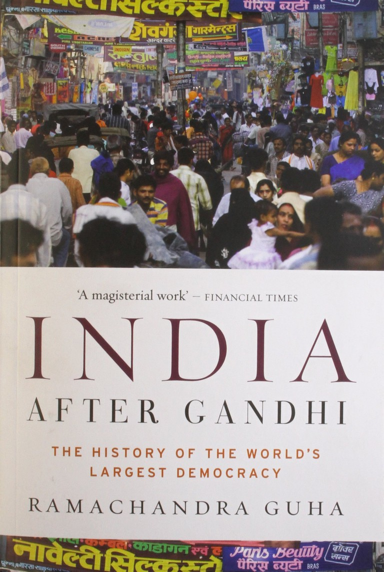 India After Gandhi Picador