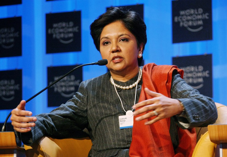 Indra Nooyi is an advocate of 'Performance with Purpose'