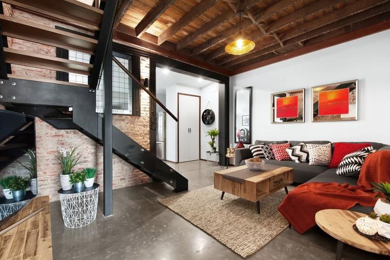 Industrial loft | © Airbnb
