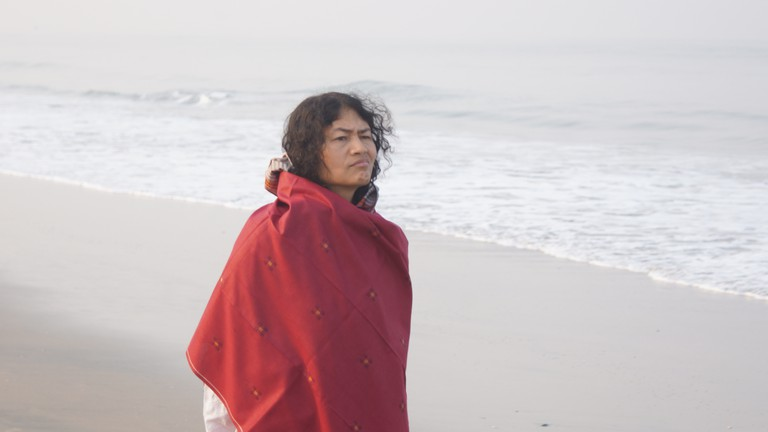 Irom Sharmila became India's figure of battle against oppression