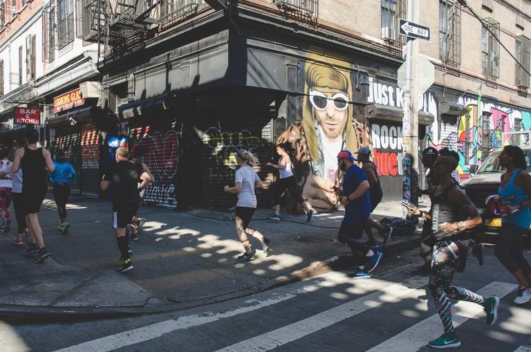 JMZ Walls in Brooklyn