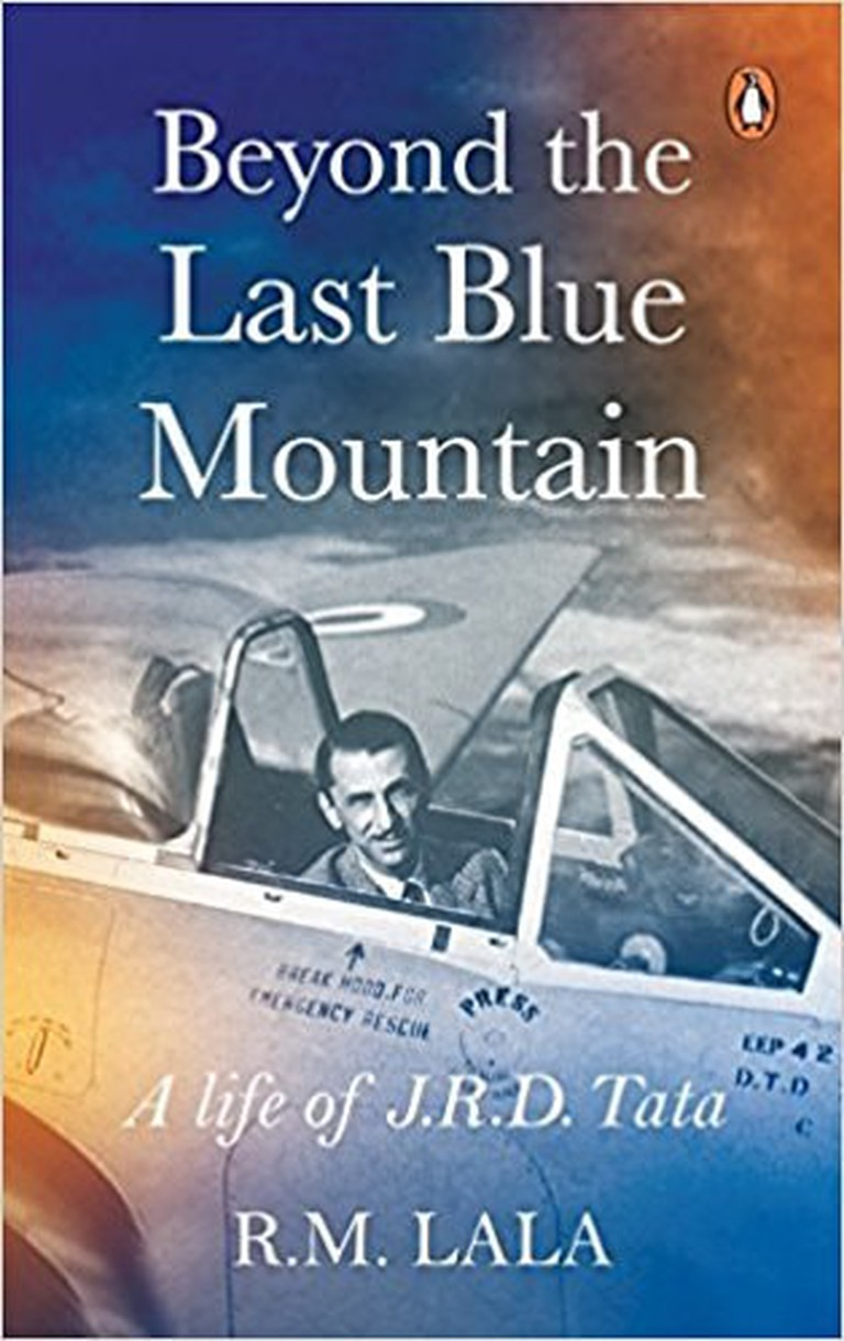 Beyond The Last Blue Mountain is one of the best Indian biographies ever written