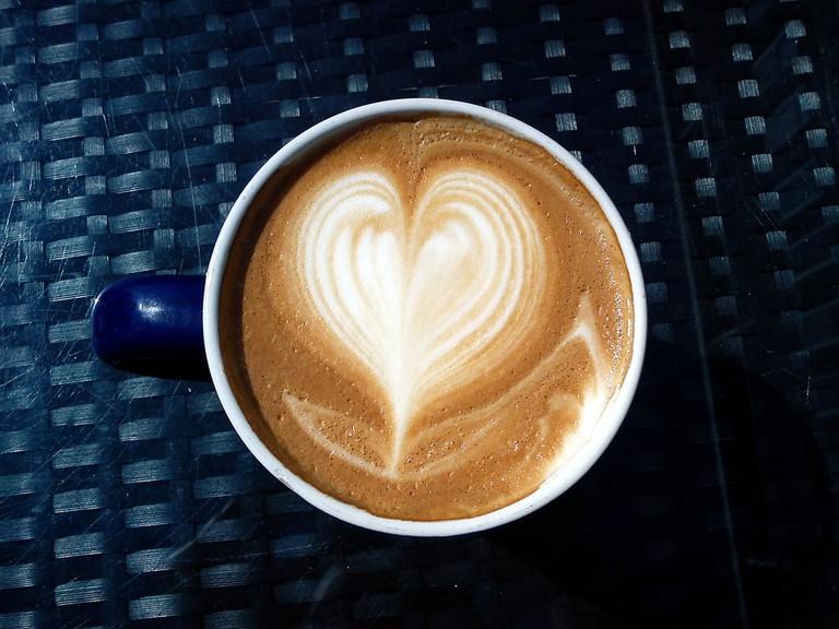 Kaffe latte