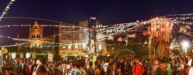 Kala Ghoda, Mumbai Udaykumar PR WikiCommons