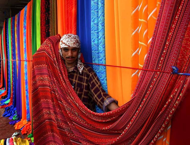 Karachi_-_Pakistan-market