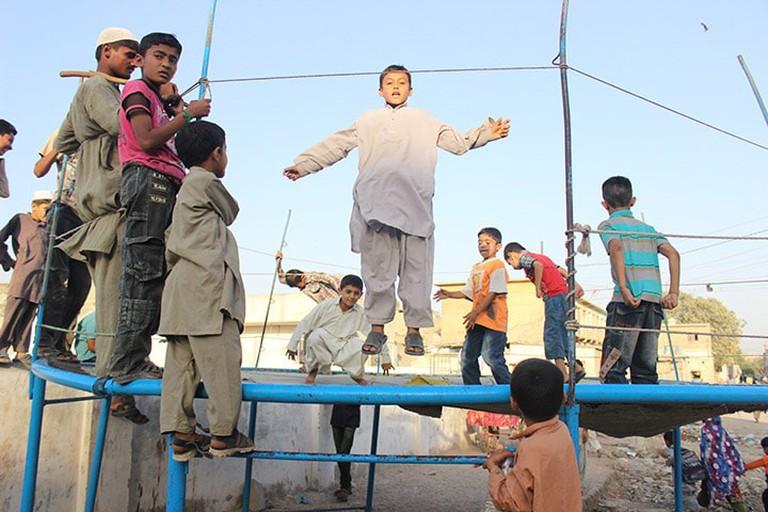 Karachi's Children Web