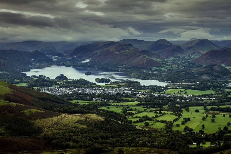 Keswick in the Lake District