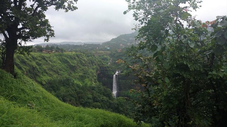 Kune Falls, Lonavala, Pune