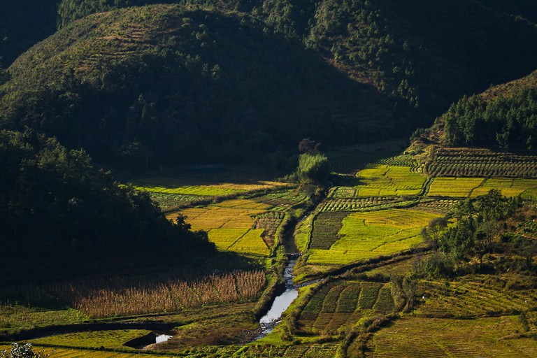 Mawphlang in the East Khasi Hills