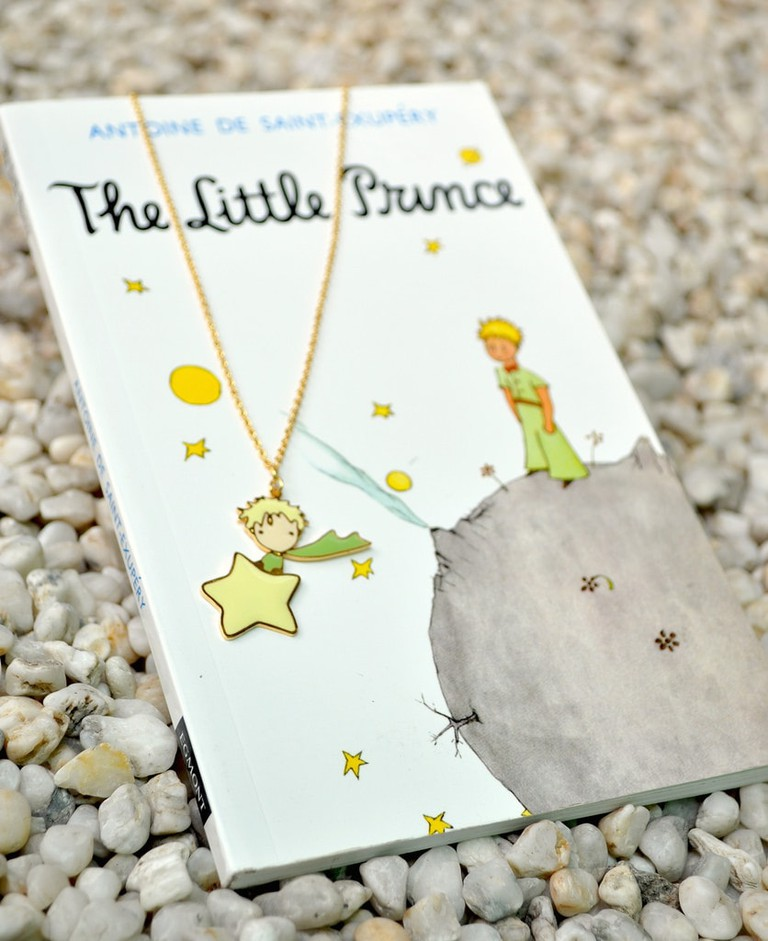 "Every French kid is familiar with ""Le Petit Prince"""