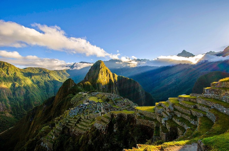 Marvel at the engineering brilliance of the Incas