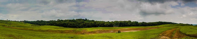 Panoramic View of Mawphlang Sacred Forests
