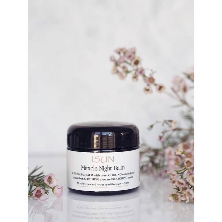 Miracle Night Balm night cream | Courtesy of ISUN