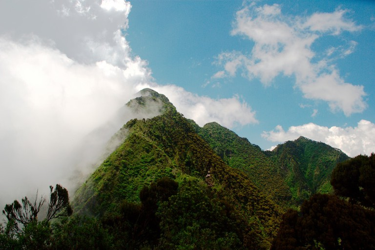 Mt. Sabinyo | © flöschen / Flickr