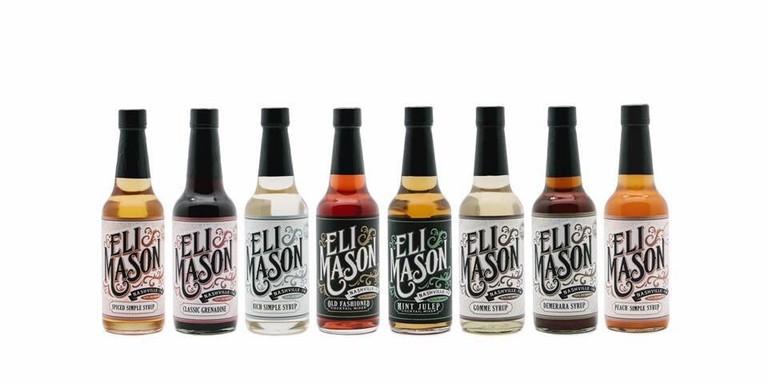 Eli Mason cocktail drink mixes