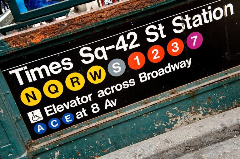 Times Sq-42 St Station   © Josh Hallett/Flickr