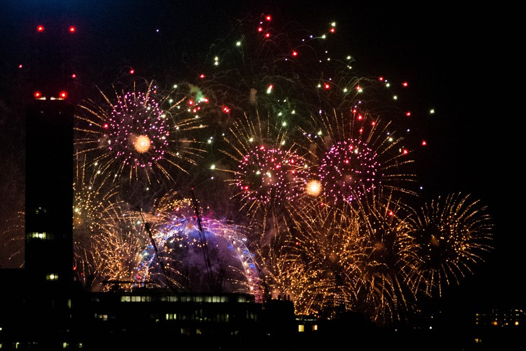 10 Things to Do for New Year's Eve 2017 in London