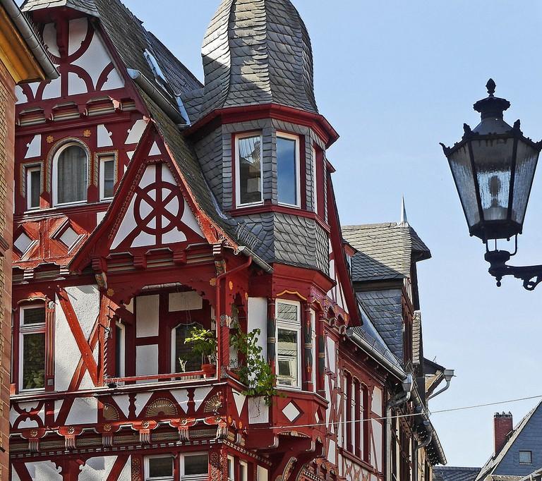 Marburg old town