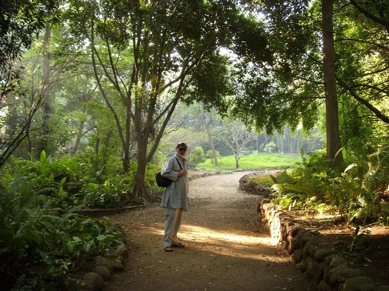 Osho Ashram in Koregaon Park Pune
