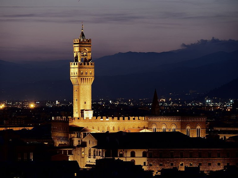 Palazzo_Vecchio_by_nigth