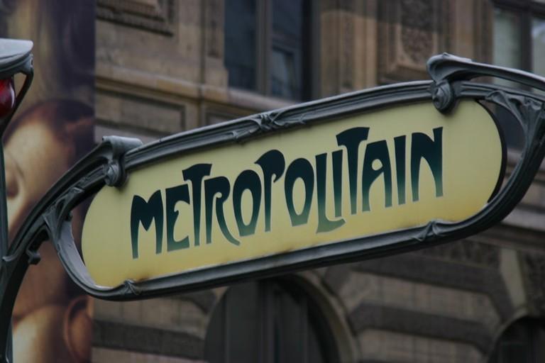 Paris Metropolitan   © FranceHouseHunt.com/Flickr