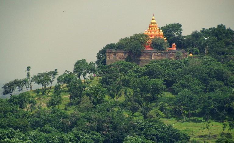 Parvati Temple or Parvati Hill